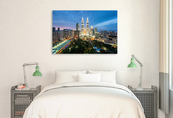 Petronas Towers Picture Print