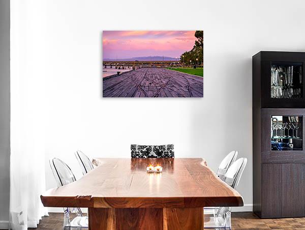 Port Augusta Art Print Sunset Wall Artwork