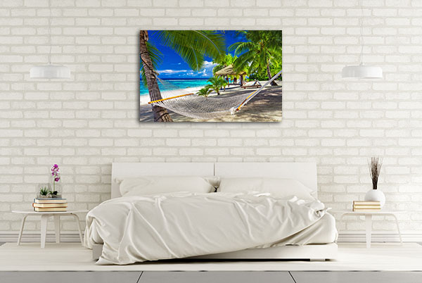 Rarotonga Cook Islands Wall Canvas