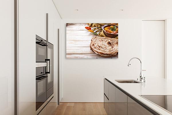 Roti Prata Print Photo Art
