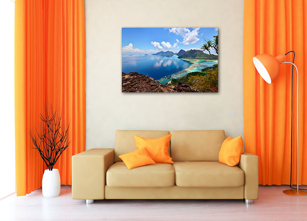 Sabah Borneo Picture Art