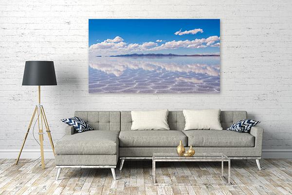 Salar de Uyuni Bolivia Picture Print