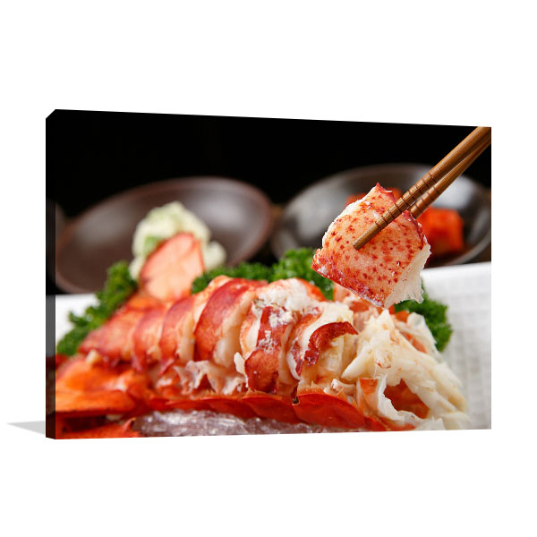 Steamed Lobster Wall Artwork