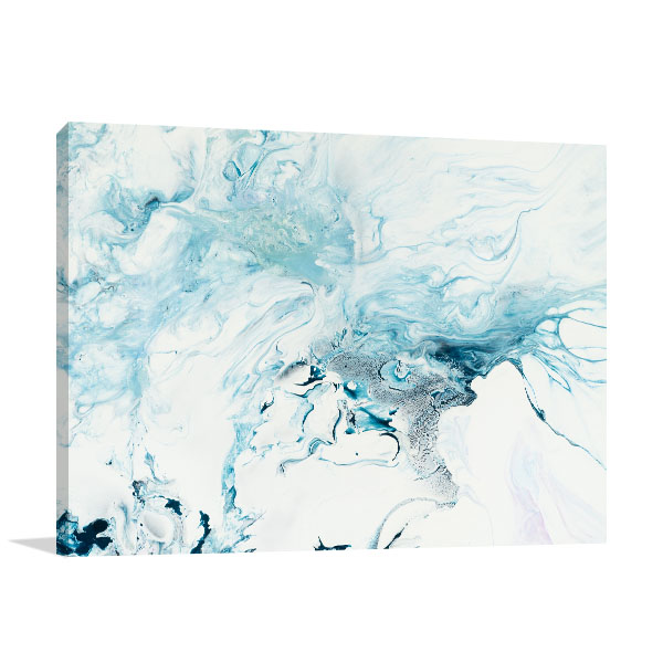 Surreal Ink Flow 2 Artwork Print
