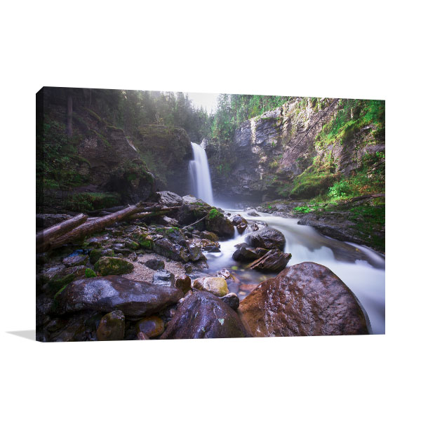 Sutherland Falls Photo Print