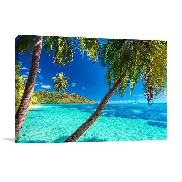 Tahiti Print Picture