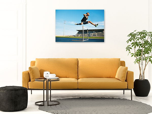 Track and Field Athlete Art Prints