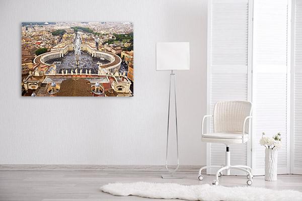 Vatican City Canvas Art Prints