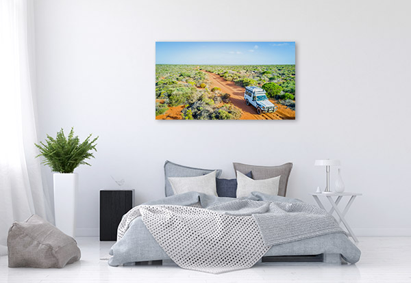 Western Australia Art Print Road Trip Wall Artwork