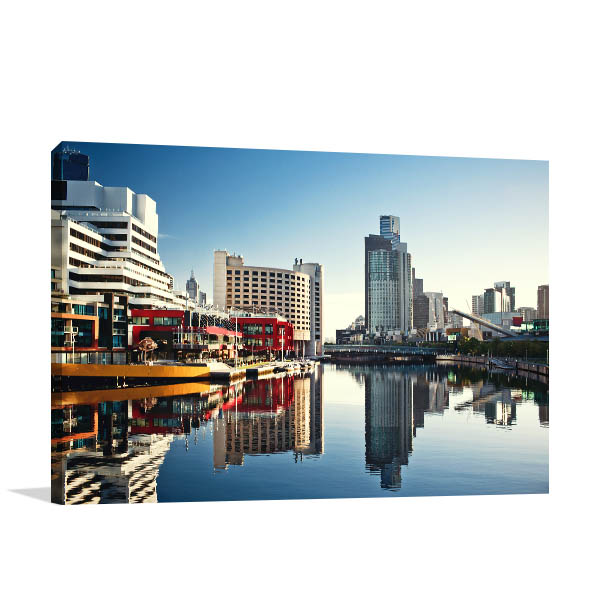 Yarra River Art Print Victoria Photo Wall