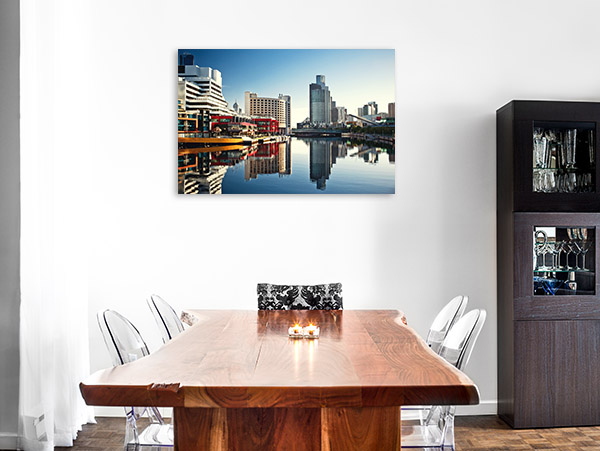Yarra River Art Print Victoria Canvas Wall