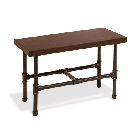 Pipeline Small Retail Display Table  GREY