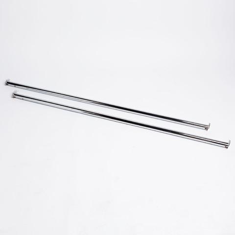 "60""L Extansion Rail For Double-Rail Clothing Rack   1 Set = 2 pcs"