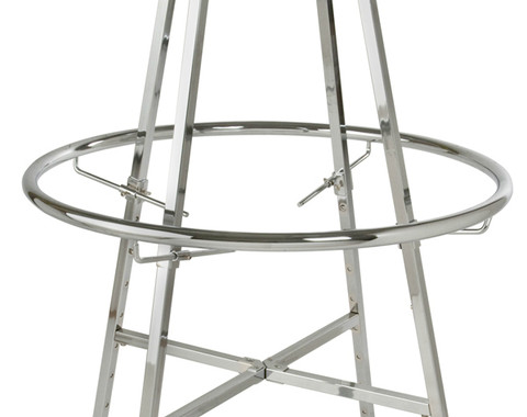 "42"" Round Rack Replacement or Add-On Display Bar 