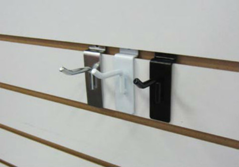"2"" Slatwall Peg Hooks 