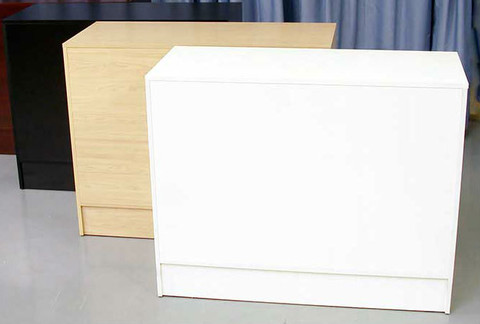 """Wrap Counter Stand 