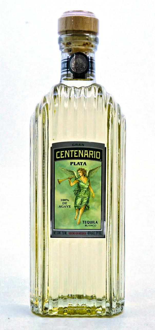 Gran Centenario Plata Blanco 750 Ml Old Town Tequila