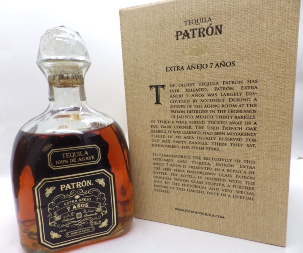 how to drink patron anejo tequila