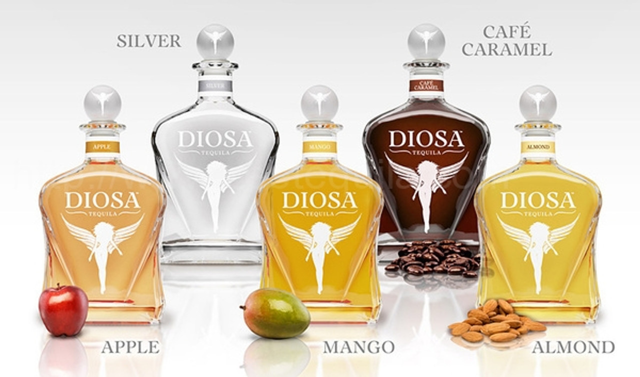 Diosa Apple Tequila Old Town Tequila