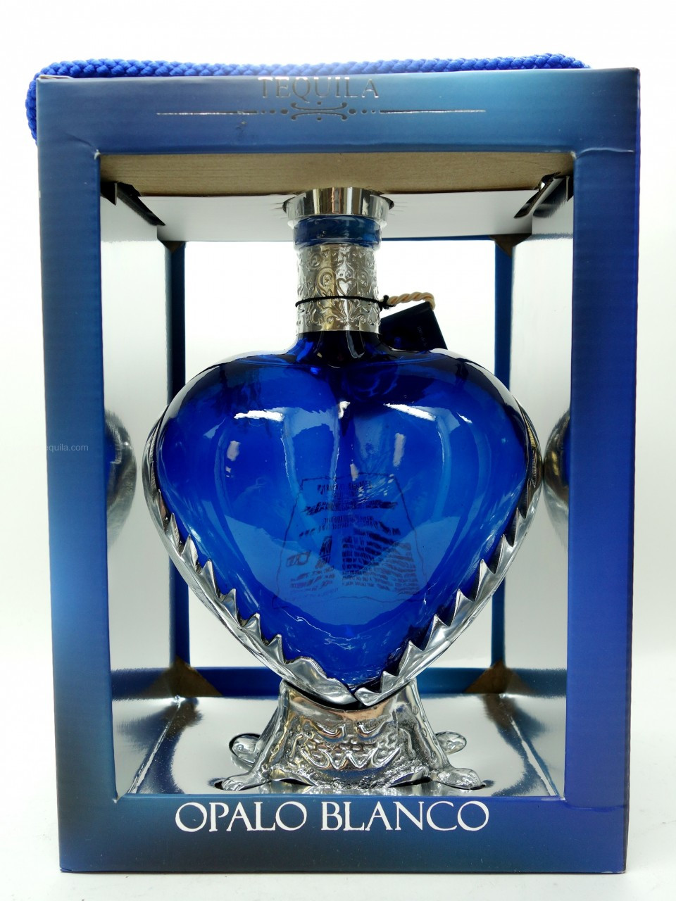 Grand Love Silver Tequila Blue Old Town Tequila