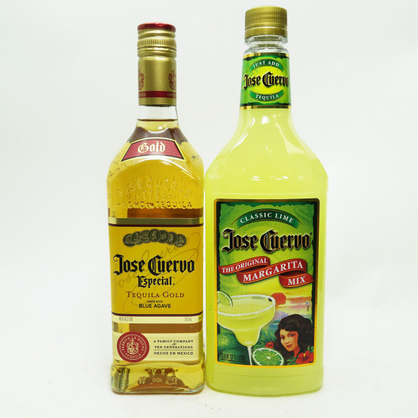 Jose Cuervo Perfect Margarita Combo Old Town Tequila