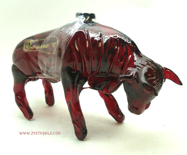 """Mad Bull"" Reposado Tequila"