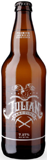Julian Hard Cider 22oz