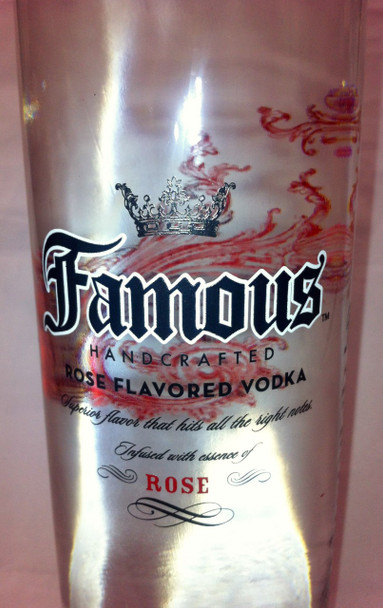 Famous Handcrafted Rose Flavored Vodka