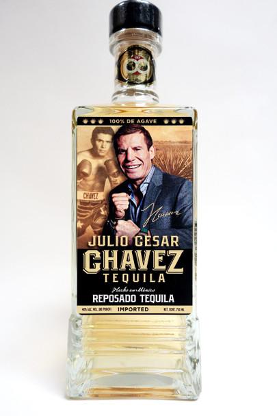 Julio Cesar Chavez Reposado Tequila