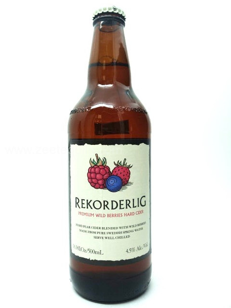 REKORDERLIG Hard Cider (Wild Berries)