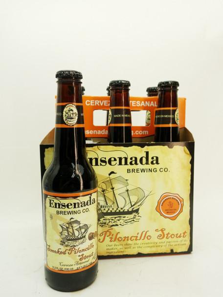 Ensenada Smoked Piloncillo Stout (6 pack)
