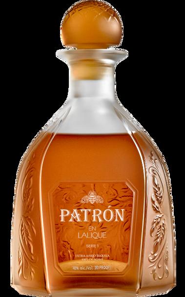 PATRON EN LALIQUE SERIE 1