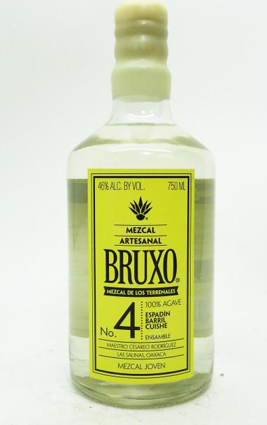 BRUXO NO.4 BARRIL & CUICHE MEZCAL