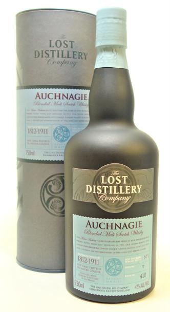 Lost Distillery Auchnagie Blended Malt Scotch Whisky