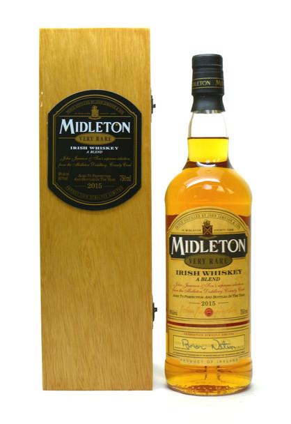 Midleton Very Rare Irish Whiskey Blend 2015