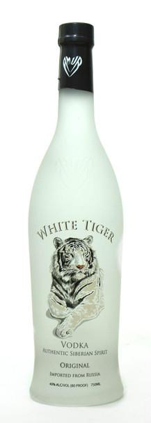White Tiger Vodka