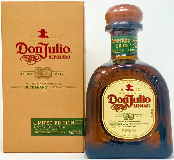 Don Julio x Buchanan's Limited Edition Reposado Tequila