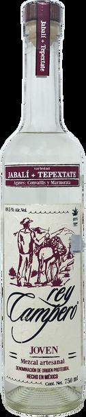 Rey Campero Jabali Tepextate Mezcal