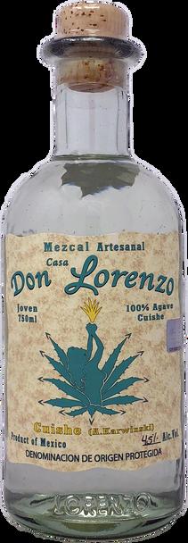 Don Lorenzo Mezcal Cuishe 750ml