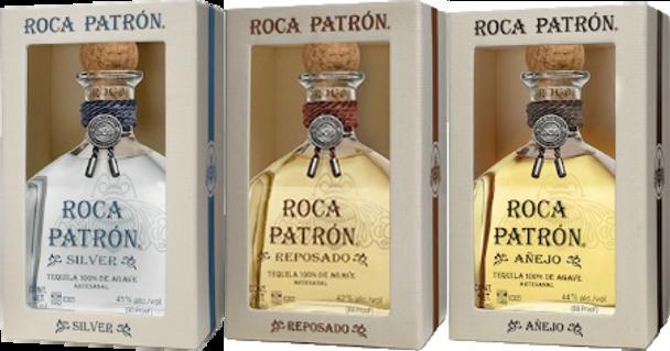 Roca Patron 375ml Full Expression Combo