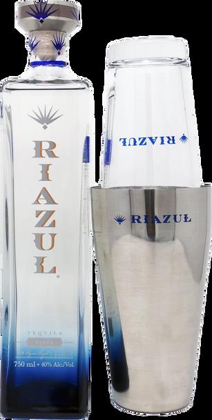 Riazul Plata Tequila Gift Set