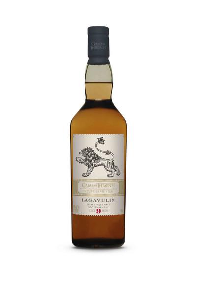 Lagavulin House Lannister 9 Year Scotch