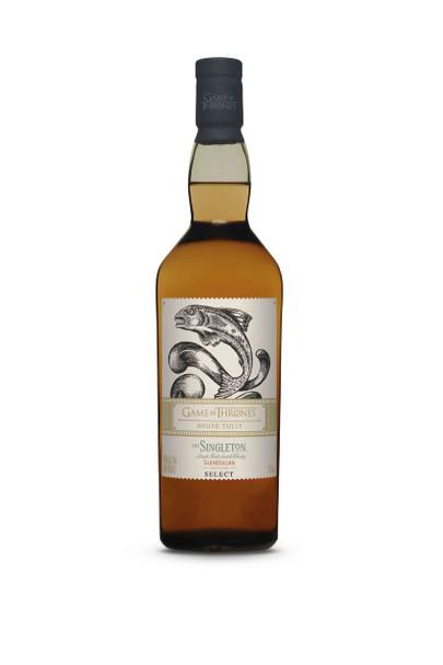 Singleton Game of Thrones House Tully Glendullan Select Scotch