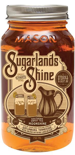Sugarlands Shine Southern Sweet Tea Moonshine