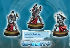 Infinity: PanOceania Crusader Brethren (Combi Rifle)