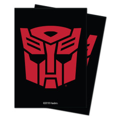 Transformers: Autobots Card Sleeves (100ct) (PREORDER)