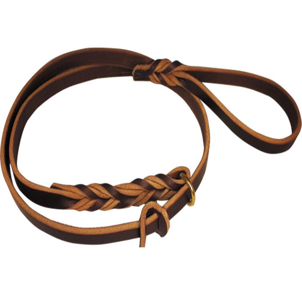 Latigo Leather Slip Lead