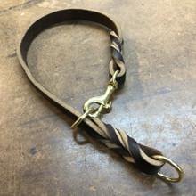 "Brown ½"" Slip Collar"