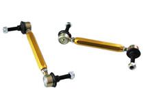 R35 GTR Rear Sway bar - link assembly heavy duty adj steel ball