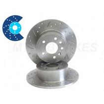 MTEC Rear Brake Disc Focus ST 225
